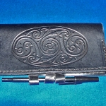 Celtic Checkbook Cover