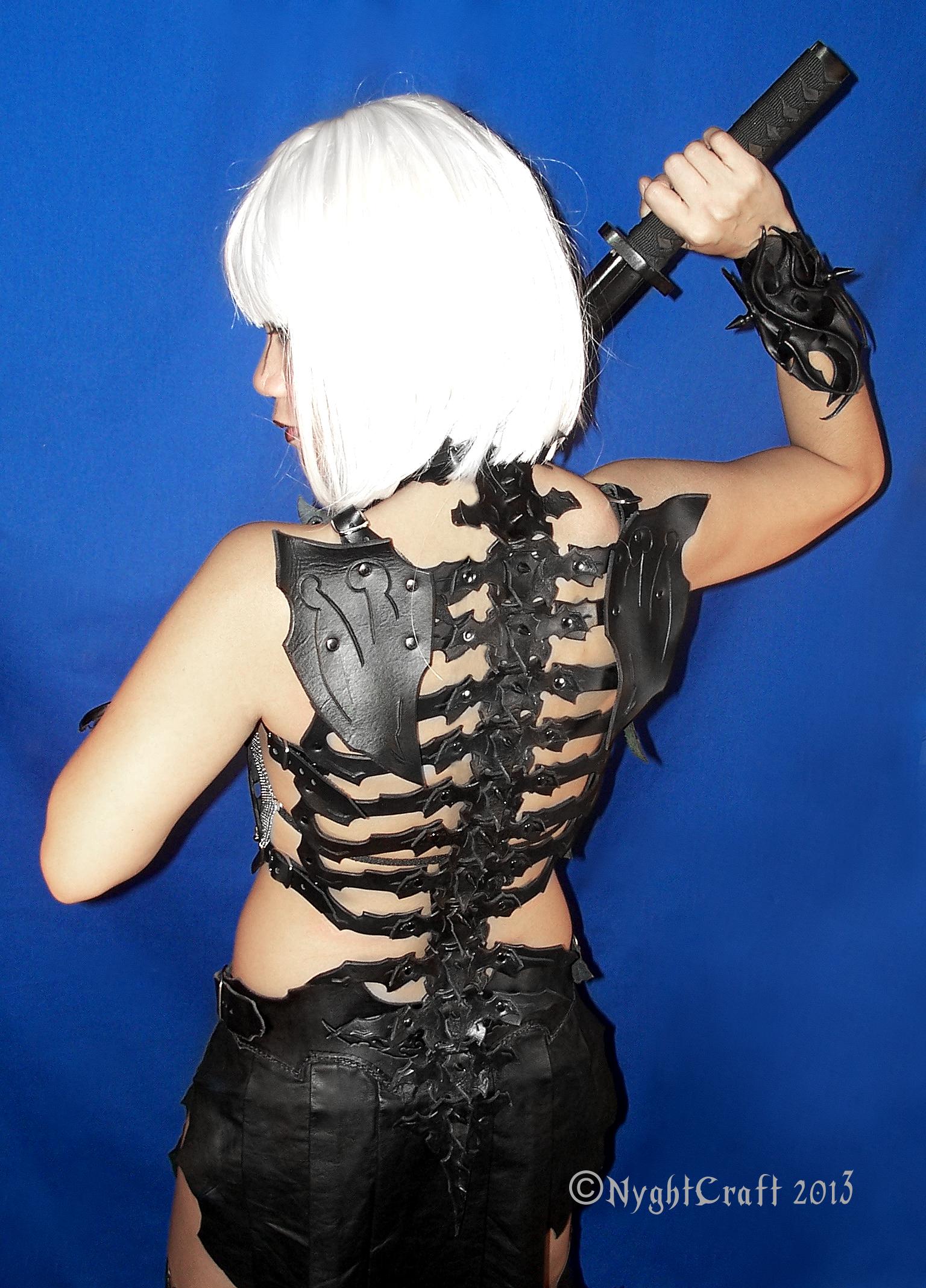 Full SkeleTop (Back Detail)
